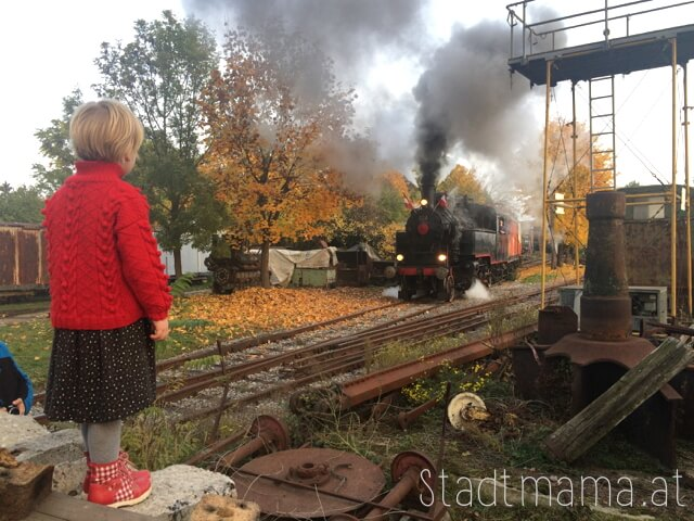 Eisenbahnmuseum-Schwechat-Wien-Ausflugstipp-Stadtmama-Mamablog - 7
