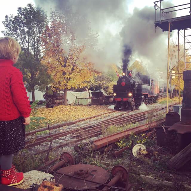 Ausflugstipp Eisenbahnmuseum Schwechat