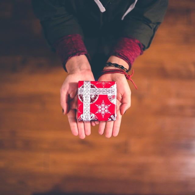 Geschenkeflut