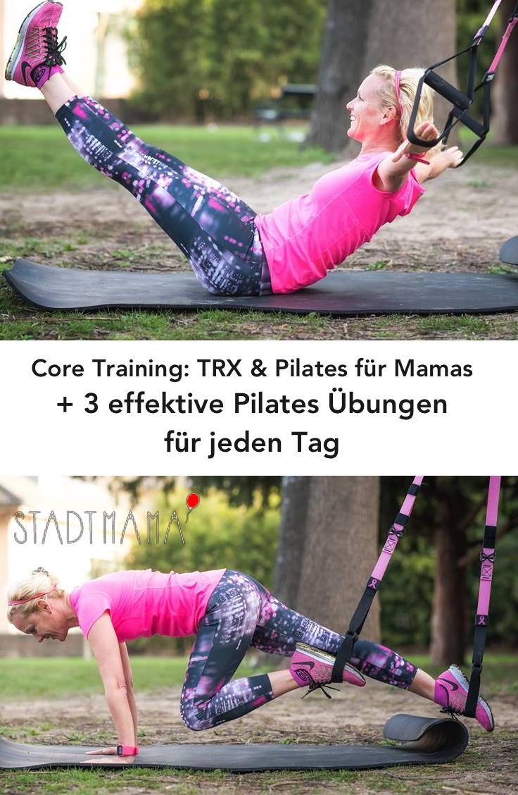 Pilates für mamas