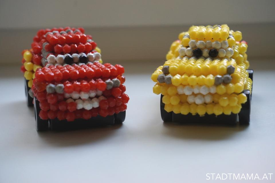 Aquabeads Cars 3D