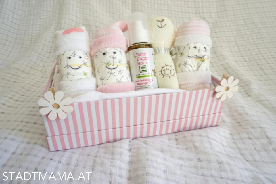Geburtsgeschenke selber machen