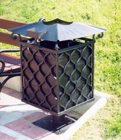 Abfallbehälter-KO-07