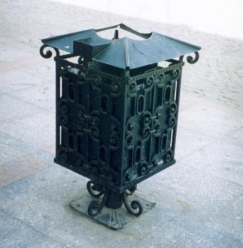 Abfallbehälter-KO-08