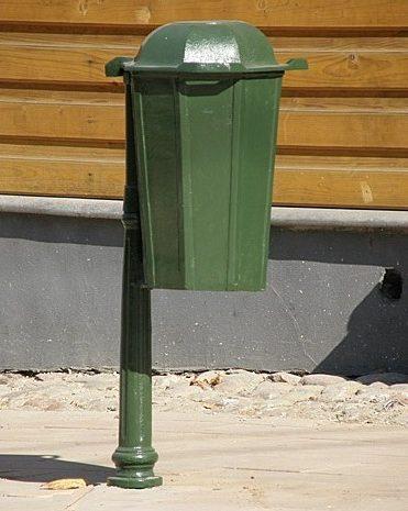 Abfallbehälter-KO-25