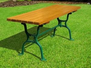 Gartentisch aus Gusseisen S-112