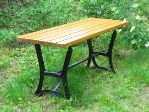 Gartentisch aus Gusseisen S-113