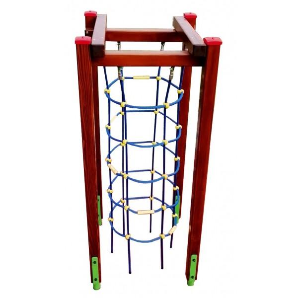 Kletternetz Spielturm EZ-14c-EZ-14c