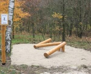 Outdoor-Fitnessgerät ZS-05
