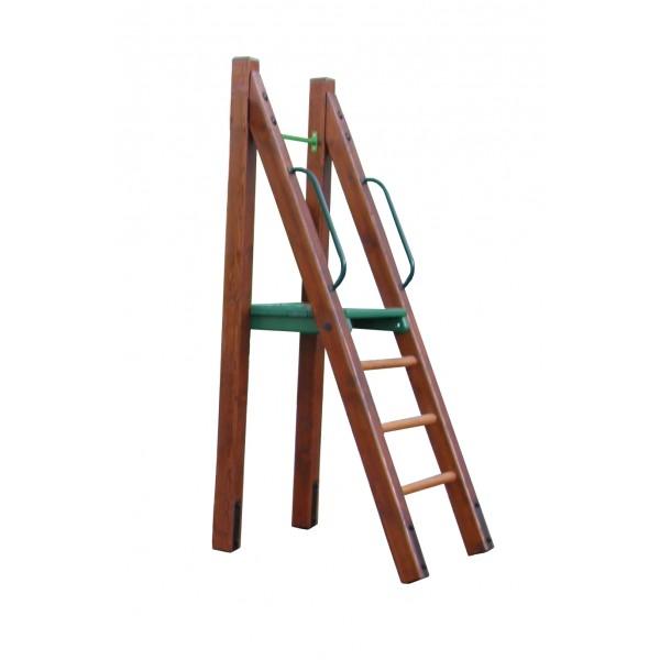 Podest aus Holz EZD-03