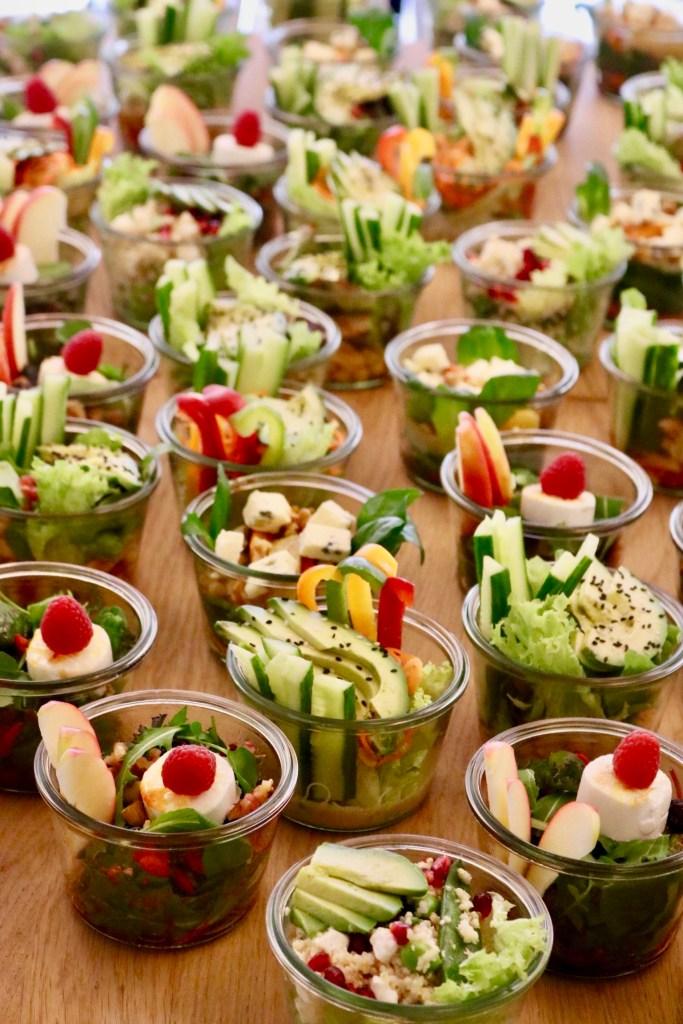 Salad Bowls Catering Bamberg