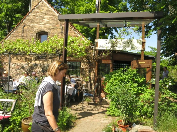 Weinschmiede in Fresdorf