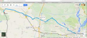 Von Spandau nach Ribbeck