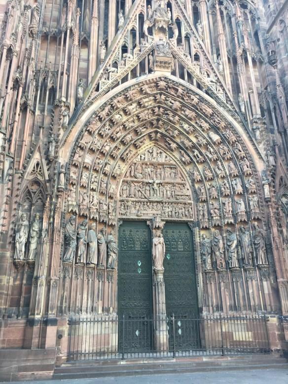 Portal der Straßburger Münsters