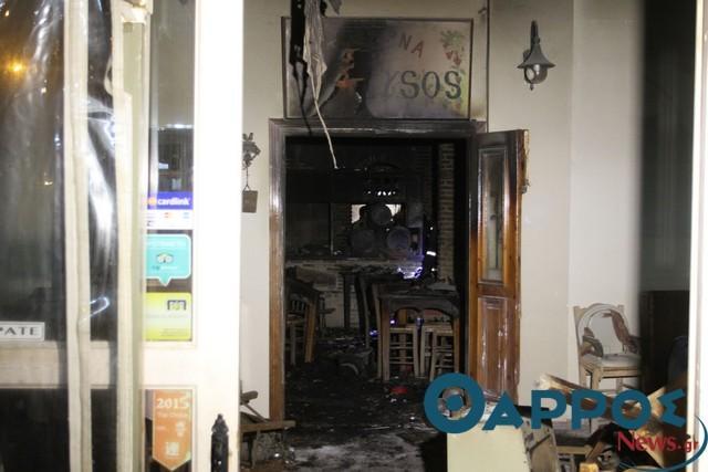 Τρεις γυναίκες έχασαν τη ζωή τους μετά από έκρηξη φιάλης υγραερίου σε ταβέρνα στην Καλαμάτα