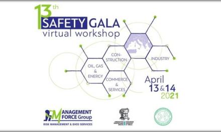 13 o   GALA  για την Ασφάλεια και Υγεία της Εργασίας