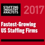 Hayes Locums, Host Healthcare, and ProLink Staffing Services Top SIA List of Fastest-Growing Staffing Firms