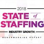 2018 State of Staffing Industry Growth Benchmarking Report [PDF]