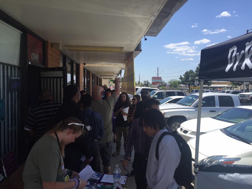 southwest marijuana job fair
