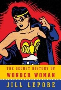 Wonder Woman book jacket