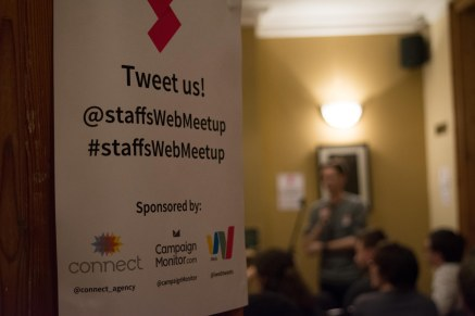 Staffs Web Meetup - March 2015 (1 of 62)