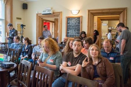 Staffs Web Meetup - June 2015 (4 of 6)