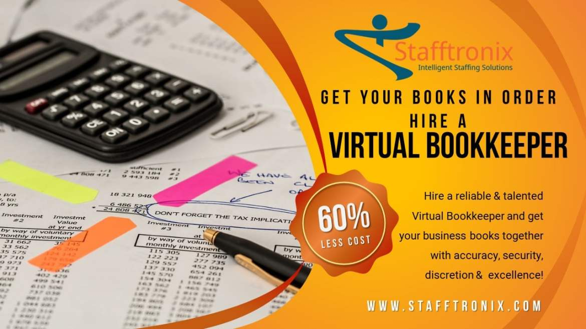 Reliable Outsourced Bookkeeping Services for 2020