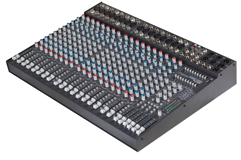 12 Carvin Mixer Channel