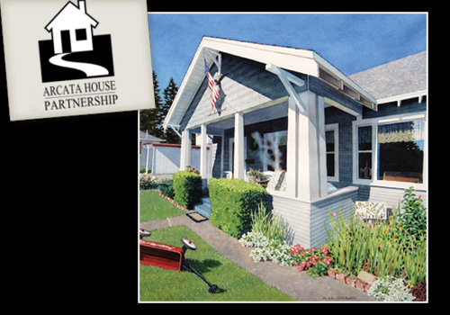 The Arcata House Artists Guild