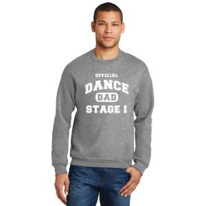 Dance Dad Crew Sweatshirt