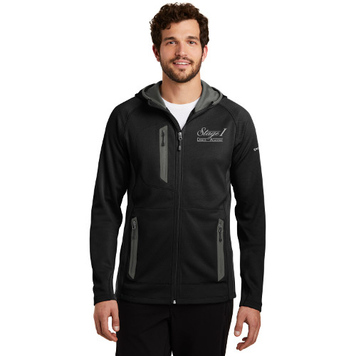 Stage 1 Mens Eddie Bauer Fleece Jacket