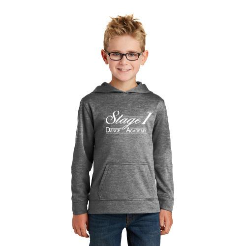 Stage I Youth Hooded Sweatshirt