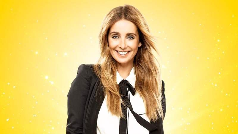 Louise Redknapp 9 to 5