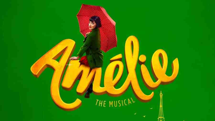 Amelie uk tour 2019