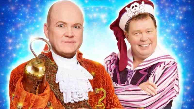 Orchard Theatre Dartford panto cast 2019 2020