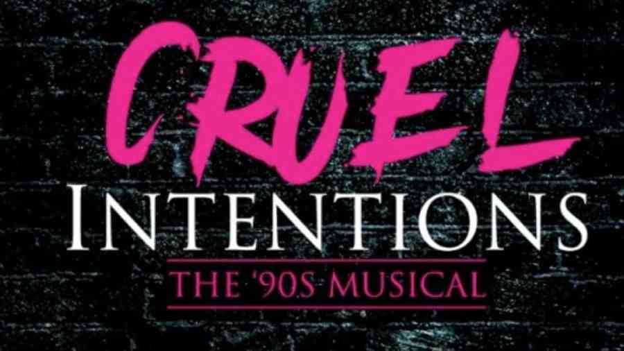 cruel intentions musical west end