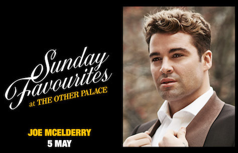 Sunday Favourites: Joe McElderry