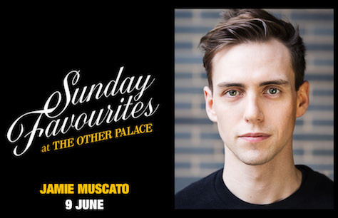 Sunday Favourites: Jamie Muscato