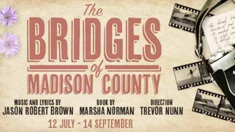 The Bridges of Madison County london uk