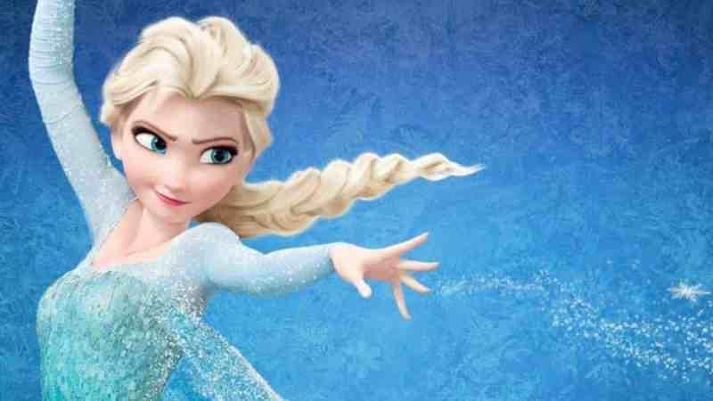 elsa frozen movie