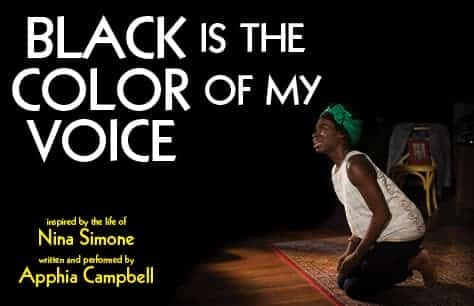 Black Is The Color Of My Voice