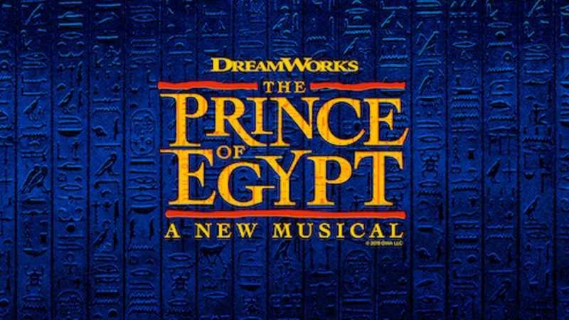 the prince of egypt musical