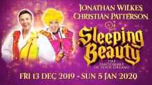 Stoke Regent Theatre cast panto