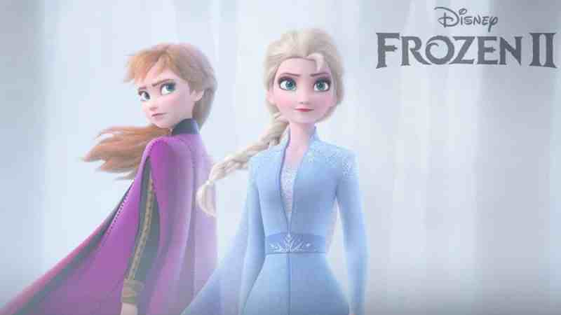 frozen 2 trailer new