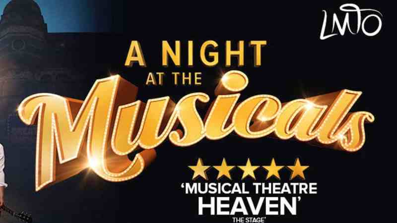 A Night At The Musicals UK tour