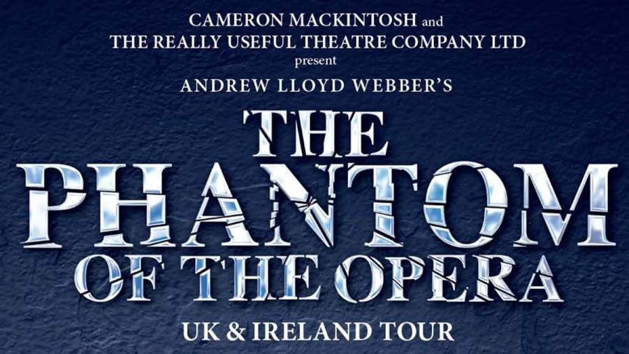the phantom of the opera uk tour 2020