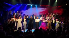 les mis concert curtain call