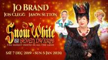 Richmond Theatre panto 2019 cast tickets