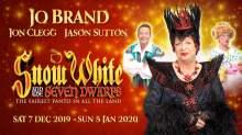 Richmond Theatre panto 2019 cast tickets