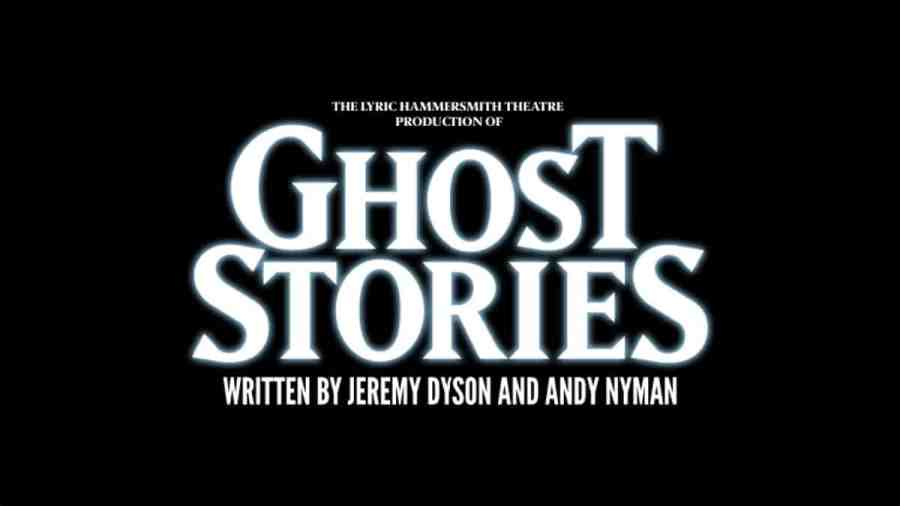 ghost stories tour tickets dates venues